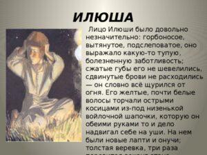 Цитаты из рассказа Бежин луг